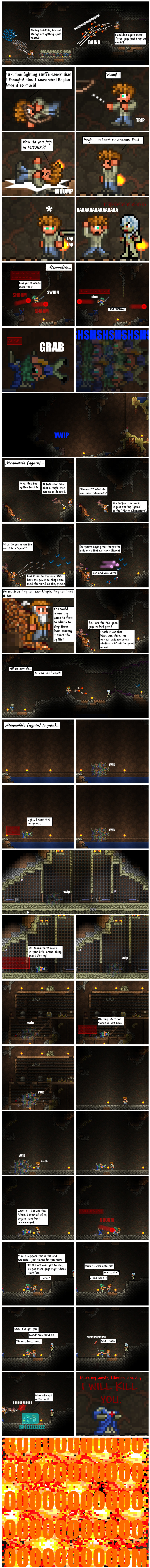 The Secret Weapon, Part 3